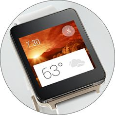 #LG G #WATCH (COM #ANDROID #WEAR)