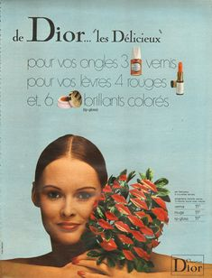 Christian Dior Maquillage 1972