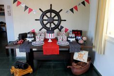 festa infantil pirata - Pesquisa Google