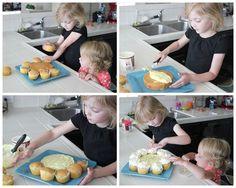 Easy Flower Cake