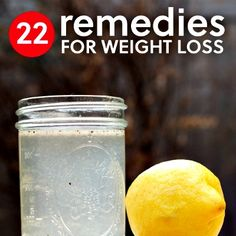 How to Lose Weight Naturally (22 Home Remedies & Recipes)