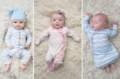 BabySteals.com | Daily Deals at 8am & 8pm PST for Mom and Baby - Bestaroo Layette Coveralls and Gowns