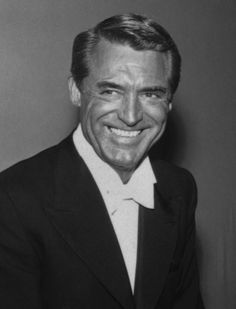 Frankly, we'd faint if Cary Grant smiled at us in the flesh.