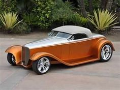 1935 Ford Street Rod By Boyd Codding-ton. More