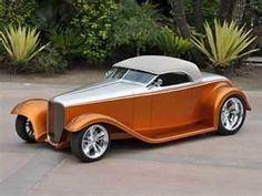 1935 Ford Street Rod By Boyd Codding-ton.