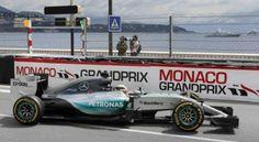 Practice Session 2015 Mercedes Gp, F1 News, Monaco Grand Prix, F1 Drivers, Calendar 2020, Monte Carlo, Formula 1