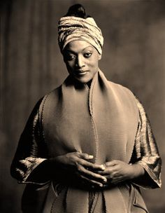Women of Distinction - Jessye Norman, Opera Singer by Black History Album, via Flickr