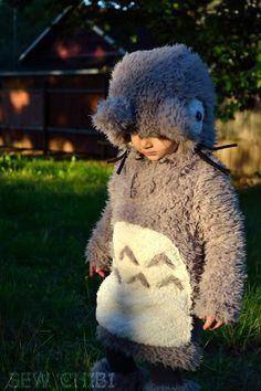 sew chibi: Totoro Bimaa Sweater