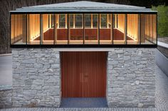 Gallery of Cemetery and Wake Room / Schneider & Lengauer - 3