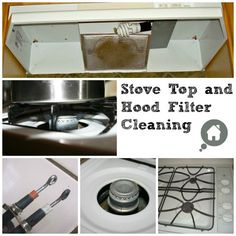 how to keep smooth top stove clean