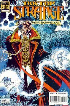 Doctor Strange, Sorcerer Supreme #82 - Earthquake Logic Part 3: Seismics (Issue)
