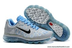Womens 429890-004 Pure Platinum Anthracite-Chlorine Blue Nike Air Max 2011 Online