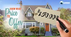Do know what price to offer on a home, your Realtor will complete a competitive…