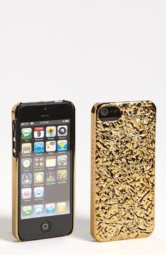 Gold iPhone 5 & 5S Case
