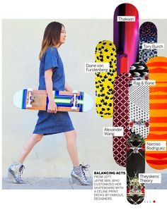 Skateboards Fashion