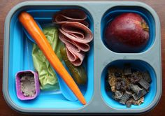 Primal Kitchen: A Family Grokumentary: lunchboxes