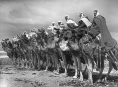 Black and White Photographs of Syria in 1940