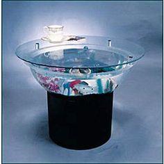 Aquarium end table $127.99