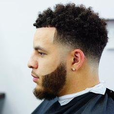 criztofferson+taper+haircut+for+men+2018+natural+curls