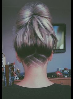 Undercut design                                                                                                                                                      More: