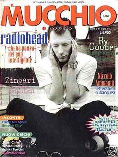 Radiohead - Magazine Covers - 1997 - Mucchio