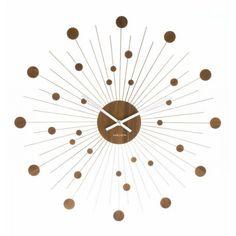 Nástenné hodiny 5179 Karlsson 50cm, nastenne hodiny, na stenu, dekoracie do bytu, dizajn