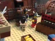 The Lego Bible - Samson