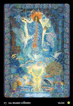 Voyage de Ritavan by MYRRHA: créatrice, peintre, artiste de l'âme et de la lumière