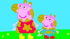 Peppa Pig en Español,Latino,[Nuevo Parte 3]- Peppa Pig una serie de anim...