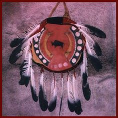 Blackfoot Indian Warrior Symbol | CLICK ON IMAGE FOR FULL SIZE VIEW)