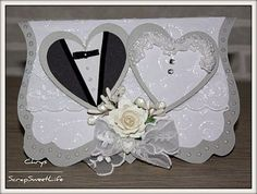 Carte mariage by ScrapSweetLife