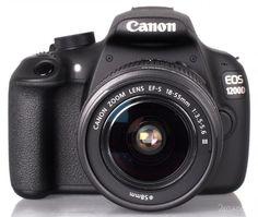Canon EOS 1200D - SLR for beginners