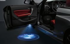 BMW LED Projektor Tuer Projektion M Logo Zubehoer LED Door Projector 10 750x474 photo