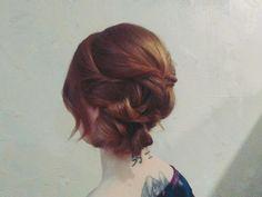 #Updo #HairbyMoira #Anandahairstudio
