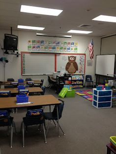 Classroom setup: making it work in a small classroom!