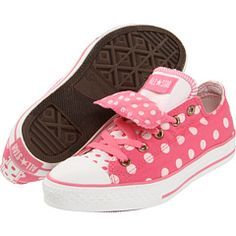 Converse Kids - Chuck Taylor® All Star® Double Tongue Ox (Toddler/Youth)