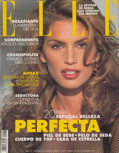 Cindy Crawford - VOGUE Italia 1993