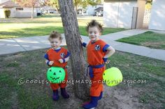 Coolest Dragon Ball Z Costumes... This website is the Pinterest of costumes
