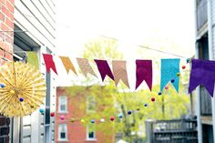Decorating Ideas for Your Cinco de Mayo Parties: Handcrafted Paper Garlands — Roxanne's Dried Flowers