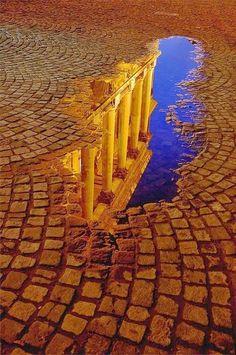Rome, Italy / reflections