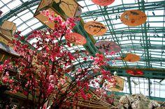 Vegas Bellagio Japanese hall