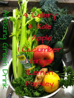 Amazing Juice Recipe