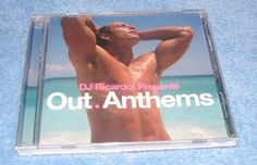 Out Anthems  by Tony Moran (CD, May-2006, Ultra Records) #Electronica