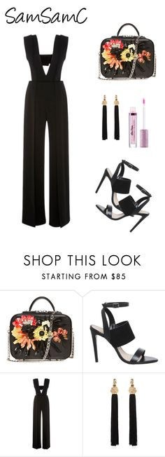 """""""Untitled #229"""" by samchoo ❤ liked on Polyvore featuring Sally Lapointe and Yves Saint Laurent"""