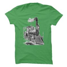 Locomotive T Shirts, Hoodies. Check price ==► https://www.sunfrog.com/LifeStyle/Locomotive.html?41382 $19.99