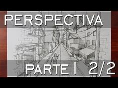 Perspective for Artists - a vanishing point - Colorful Drawings, Colorful Pictures, Vanishing Point, Picture Video, Perspective, Architecture, Youtube, Studio, Painting Videos