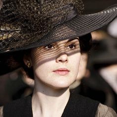 Hats from Downton Abbey