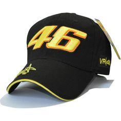 2016 Black snapback  racing cap Car rossi Motocycle Racing MOTO GP VR 46 Embroidery gorras casquette trucker Baseball Cap Hat