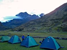 Consider trying an alternative trek in Peru.  Lares Community Trek. Find out more at www.hikeratheart.com