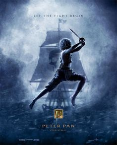 Peter Pan Young Wendy is reluctant to give up her tales of pirates and swordfights. So, when Peter Pan, the boy who refuses to grow up, flies into her home and leads her and her brothers to Neverland, she's happy to embark on the adventure of a lifetime. Peter Pan 2003, Peter Pan Film, Dreamworks, Jeremy Sumpter, Peter And Wendy, Jason Isaacs, Bon Film, Internet Movies, Film Serie